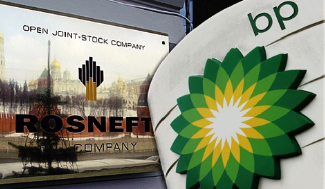 BP Rosneft