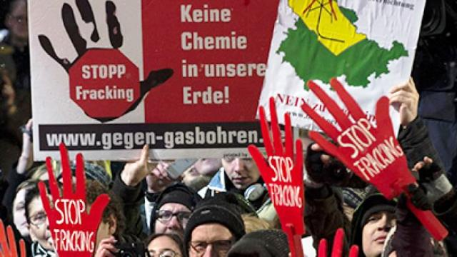 Germania fracking