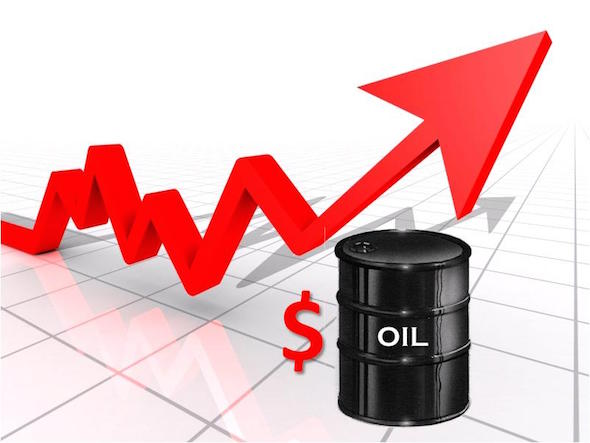 oil increase